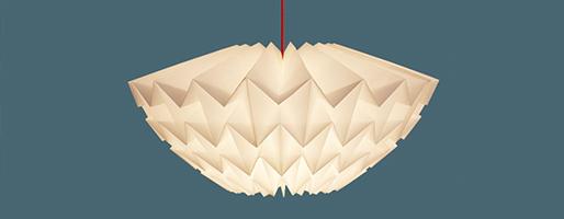 Ondernemen met Daniëlle Origami Lampen