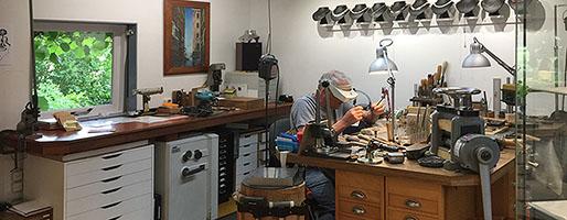 Interview met The Jewelry Story, goudsmeden
