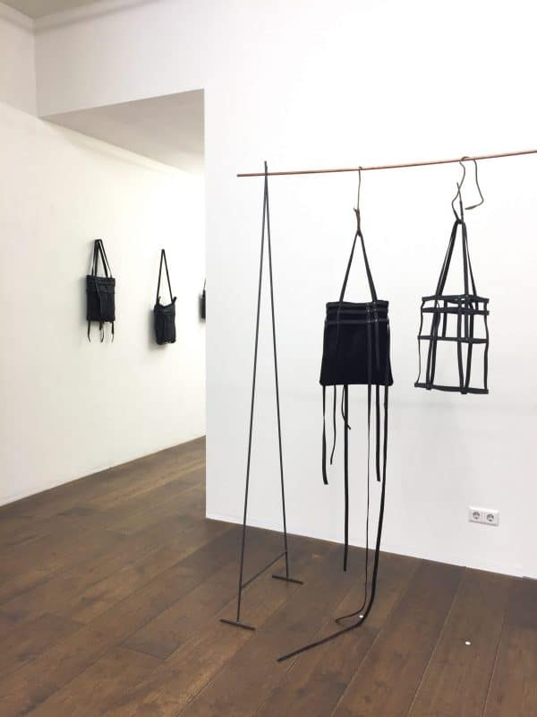 Een collectie van Katia Plewnia, tassenmaakster
