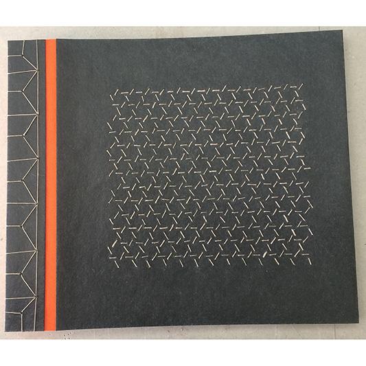 boekbinden met Japans borduurwerk - producten op maat voor je klant